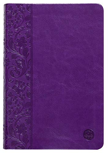 The Passion Translation New Testament (2nd Edition) Purple: With Psalms, Proverbs and Song of Songs, Simmons, Brian