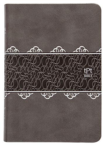 The Passion Translation New Testament (Compact) Charcoal: with Psalms, Proverbs, and Song of Songs, Simmons, Brian