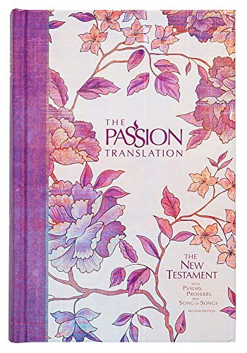 The Passion Translation New Testament (2nd Edition) Peony, Simmons, Brian