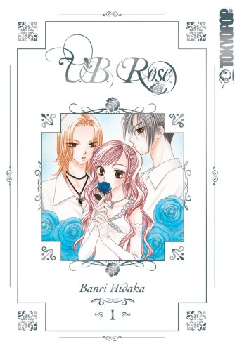 V.B. Rose Book 1 cover