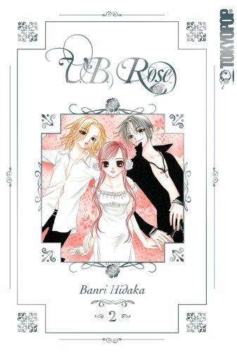 V.B. Rose Book 2 cover