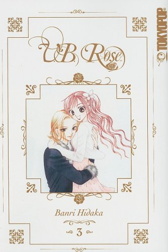 V.B. Rose Book 3 cover