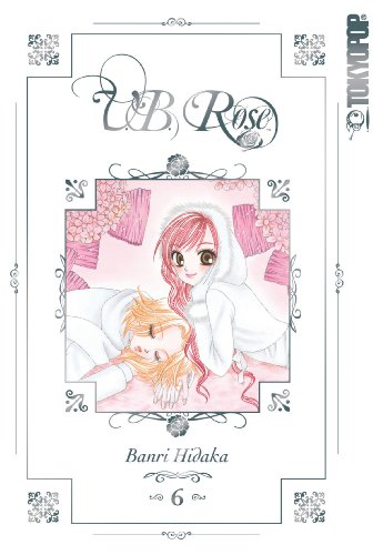 V.B. Rose Book 6 cover