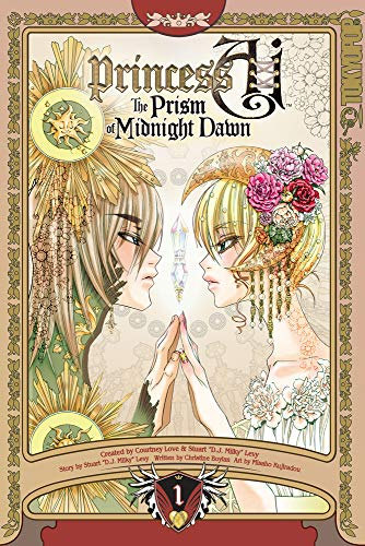 Princess Ai: The Prism of Midnight Dawn cover