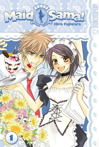 Maid Sama! Book 1 cover