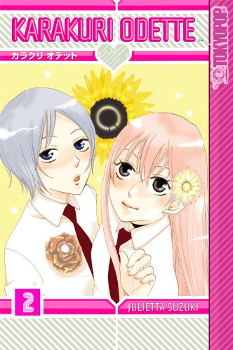 Karakuri Odette Book 2 cover