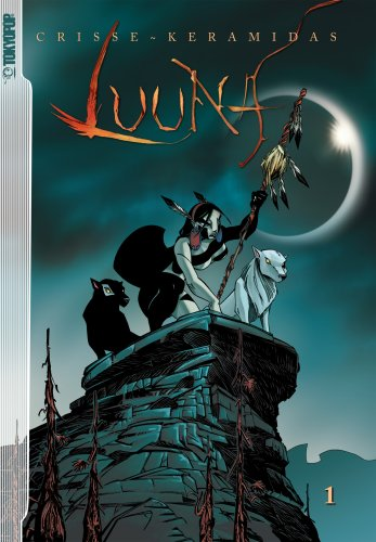 Luuna Book 1 cover