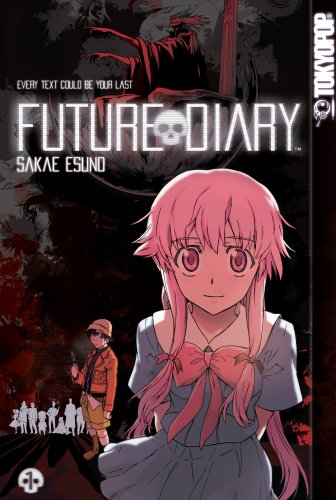 Future Diary Book 1 cover