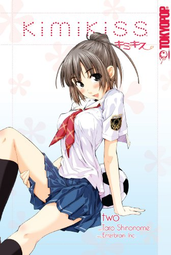 KimiKiss Book 2 cover