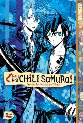 Red Hot Chili Samurai Book 2 cover