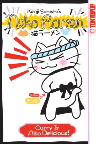 Neko Ramen Book 2 cover