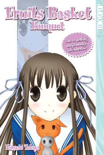 Fruits Basket Banquet cover
