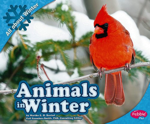 Description: Snow falls, animals hibernate, and people bundle up, its winter