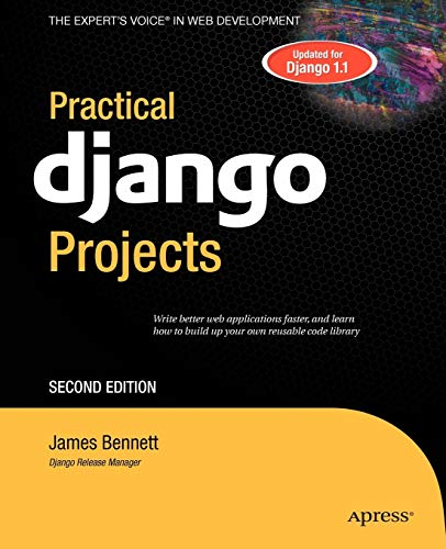 Practical Django Projects (Expert