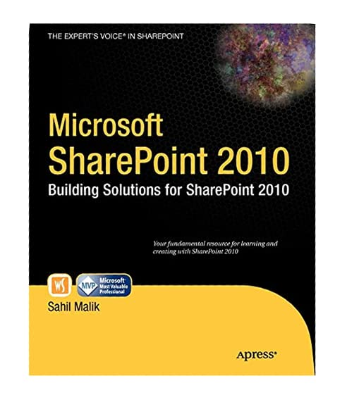 Microsoft SharePoint 2010 Building Solutions for SharePoint 2010