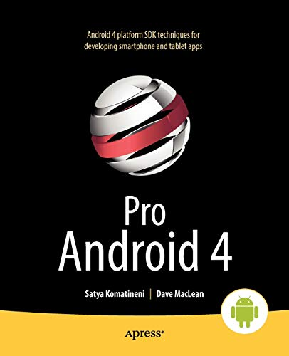 Pro Android 4 (Professional Apress)