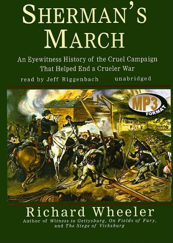 Home carolina campaign 1 january 26 april 1865 libguides at shermans march an eyeywitness history of the cruel campaign that helped end a crueler war sound recording richard wheeler by richard wheeler fandeluxe Gallery