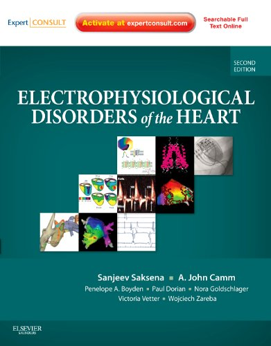 PDF Electrophysiological Disorders of the Heart Expert Consult Online and Print 2e