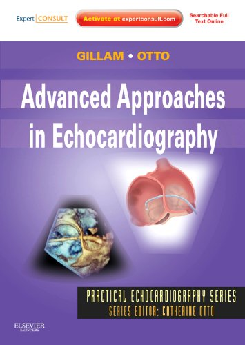 ADVANCED APPROACHES IN ECHOCARDIOGRAPHY, 1ED