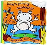 Product Image of Who's Playing Outdoors? (Magic Bath Books)