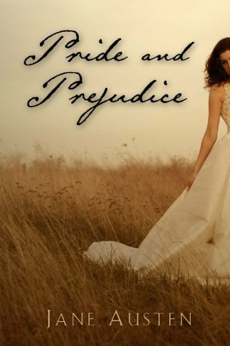Book Cover: Pride and Prejudice by Jane Austen