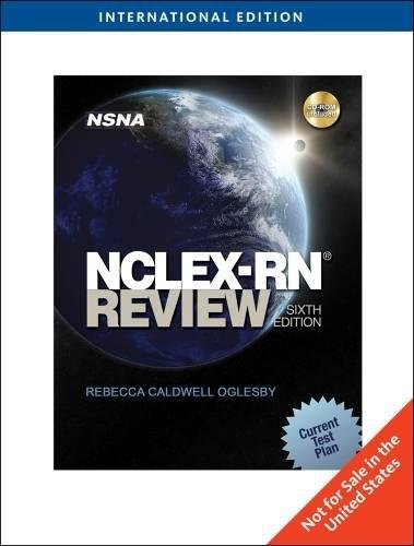 NCLEX RN REVIEW 6ED.(IE)