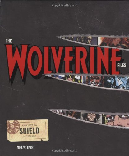 The Wolverine Files cover