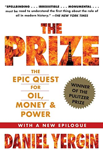 572. The Prize: The Epic Quest for Oil, Money & Power