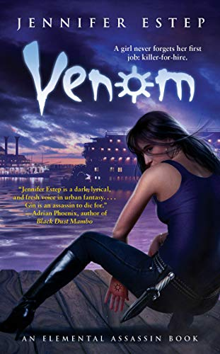 Venom (Elemental Assassin, Book 3)