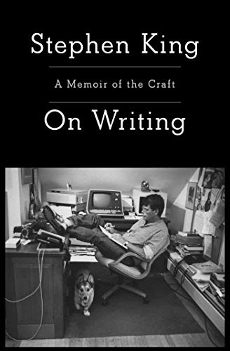On Writing Book Cover Picture
