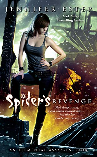 Spider's Revenge (Elemental Assassin Books)