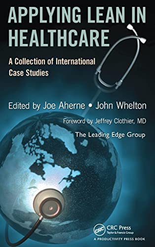 PDF Applying Lean in Healthcare A Collection of International Case Studies