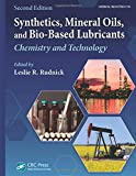 Synthetics, mineral oils, and bio-based lubricants [electronic resource] : chemistry and technology