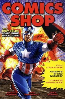 Comics Shop cover