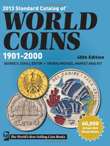 2013 Standard Catalog of World Coins - 1901-2000
