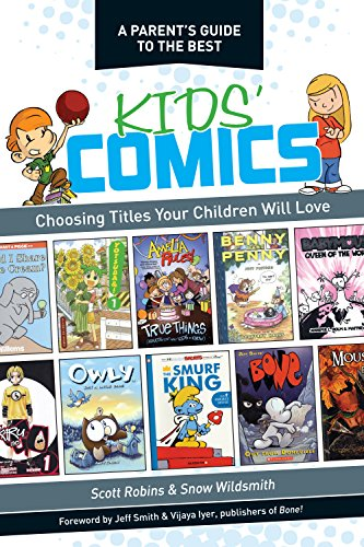 A Parents Guide to the Best Kids Comics cover