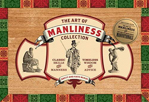 Art of Manliness Collection - Brett McKay, Kate McKay