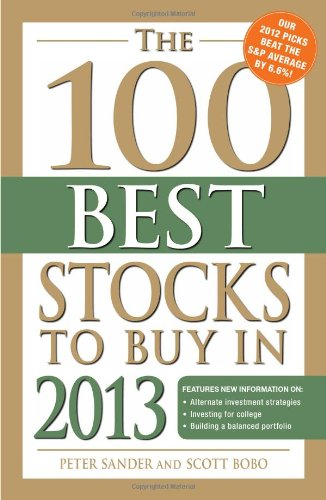 PDF The 100 Best Stocks to Buy in 2013