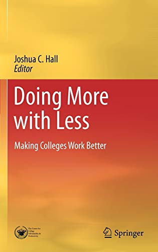 PDF Doing More with Less Making Colleges Work Better