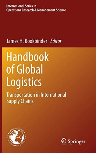 PDF Handbook of Global Logistics Transportation in International Supply Chains