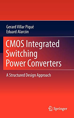 PDF CMOS Integrated Switching Power Converters A Structured Design Approach