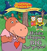 Hilda Hippo's Big Surprise by Natalie Shaw
