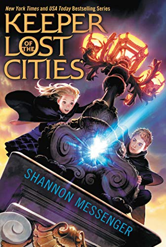 Keeper of the Lost Cities, Messenger, Shannon