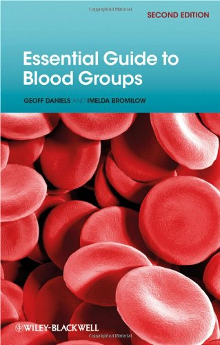 ESSENTIAL GUIDE TO BLOOD GROUPS**