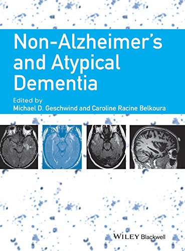 NON-ALZHEIMER'S AND ATYPICAL DEMENTIA (HB)