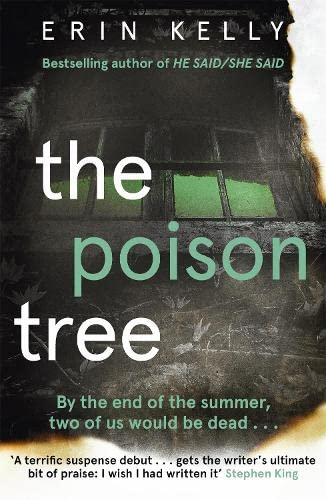 The Poison Tree. Erin Kelly