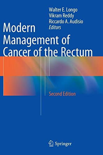 MODERN MANAGEMENT OF CANCER OF THE RECTUM, 2ED