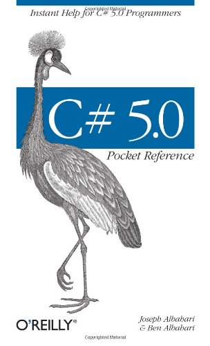 PDF C 5 0 Pocket Reference Instant Help for C 5 0 Programmers
