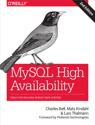 727. MySQL High Availability: Tools for Building Robust Data Centers
