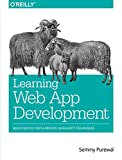 Learning Web Application Development
